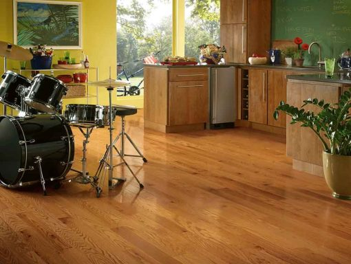 bruce dundee Butterscotch solid hardwood flooring