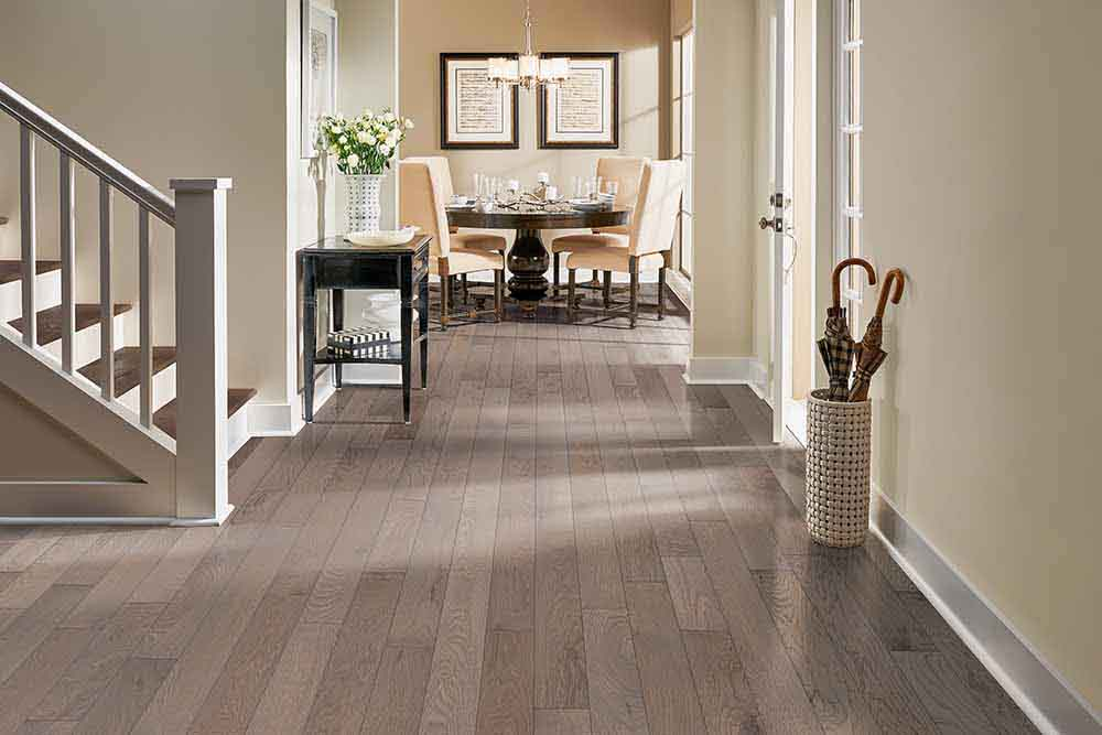 bruce dundee First Frost Low Gloss Solid Hardwood Flooring CB4265LG