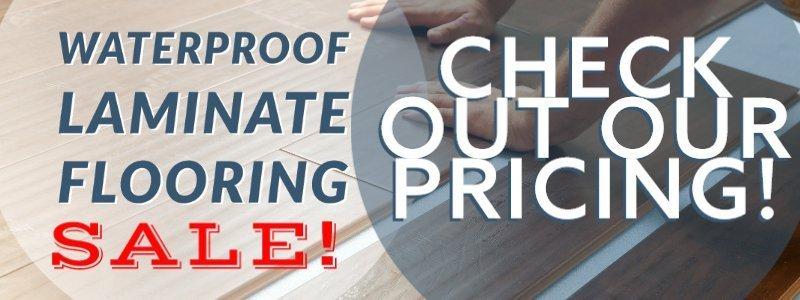 Waterproof laminate Flooring Sale