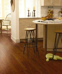 Mannington American Oak Old Bronze Room scene