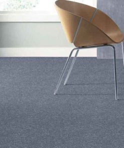 Rollerblade Flooring In an Office With a Chair