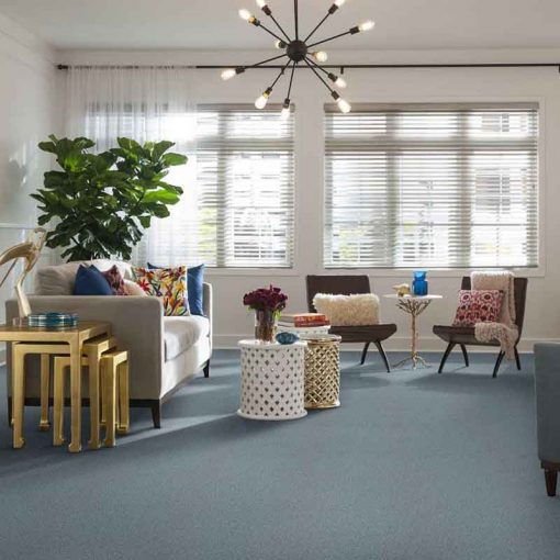 Fastball Flooring in a Living Room