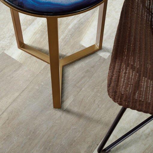 Alabaster Oak 00117 Vinyl Flooring Full Room