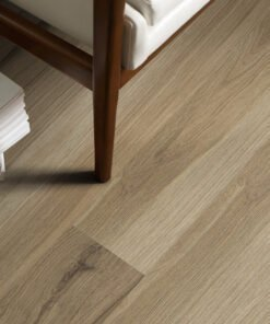 Almond Oak 00154 Vinyl Flooring Full Room
