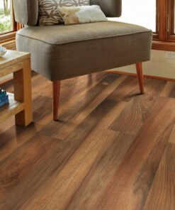 Amber Oak 00820 Vinyl Flooring Full Room