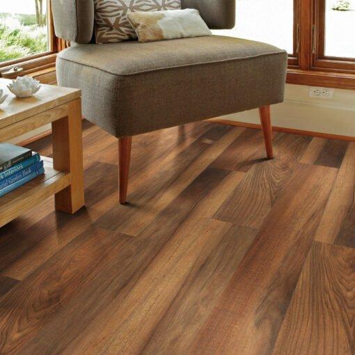 Amber Oak 00820 Vinyl Flooring Full Room