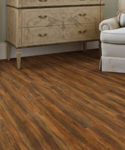 Auburn Oak 00698 Vinyl Flooring Full Room