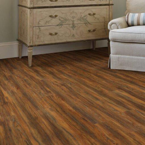 Auburn Oak 00698 Vinyl Flooring Full Room