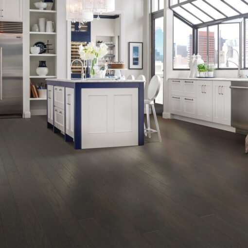 Charcoal 05013 Hardwood Full Room - Shaw Albright Oak