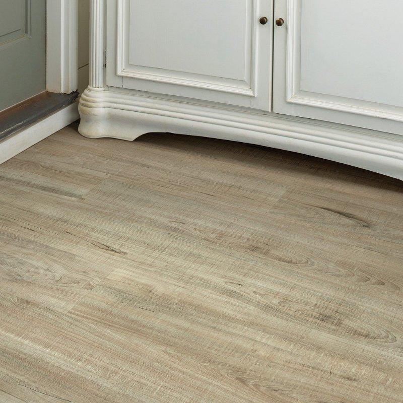 Chatter Oak 00295 - Shaw Vinyl Flooring Full Room