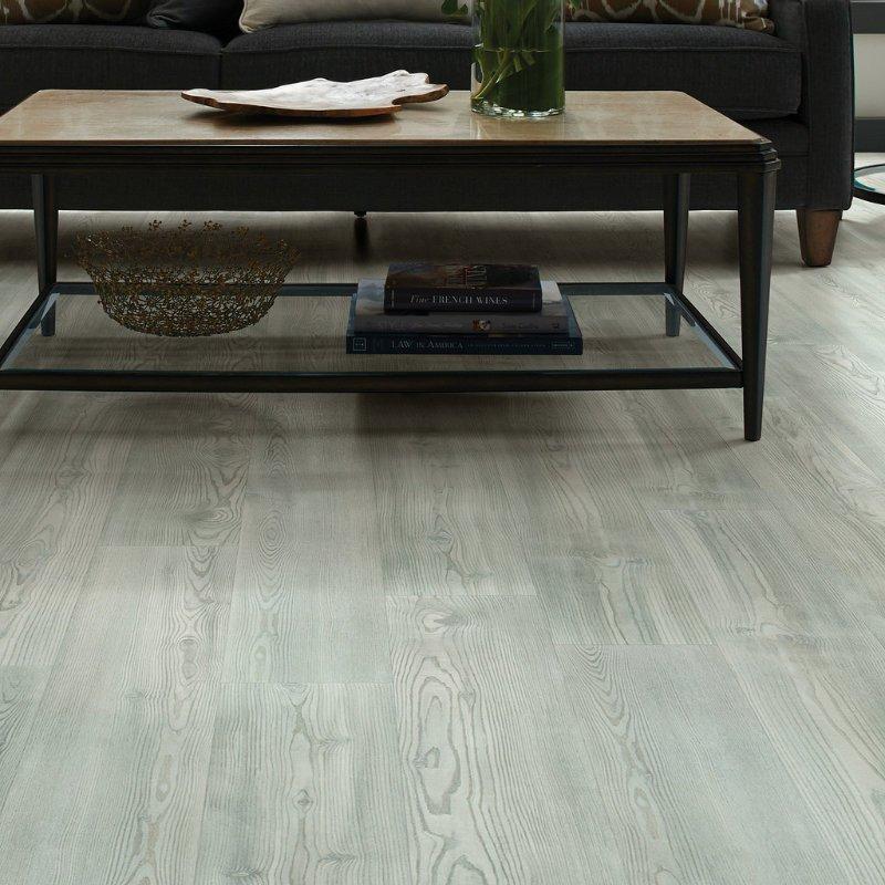 Clean Pine 05077 - Shaw Vinyl Flooring Full Room