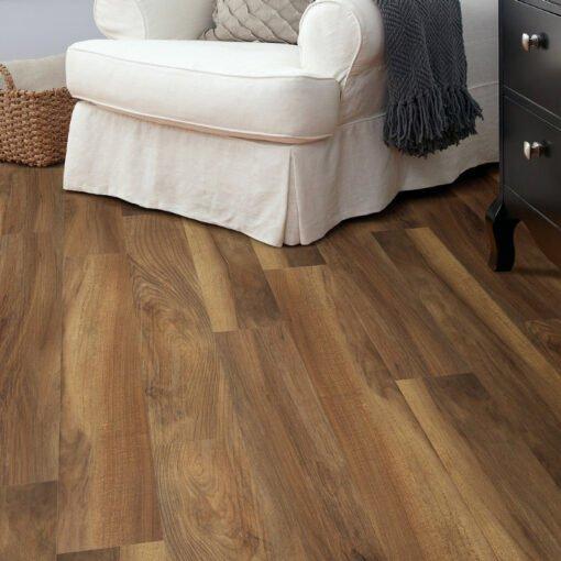 Ginger Oak 00802 Vinyl Flooring Full Room