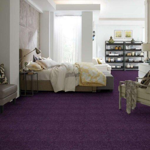 Grape Slushy 00931 Carpet Full Room - Shaw Metro Court 12'