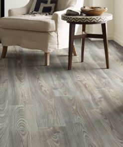Grey Chestnut 07062 - Shaw Vinyl Flooring Full Room