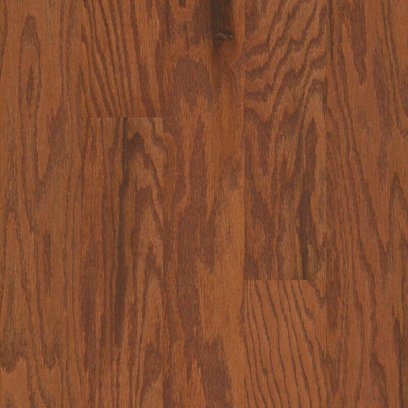 Gunstock 00780 Hardwood - Shaw Albright Oak