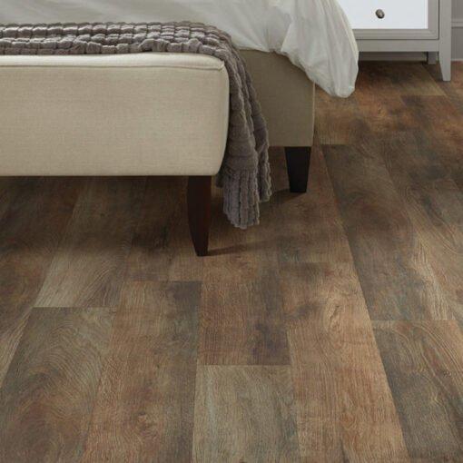 Highlight Oak 07061 - Shaw Vinyl Flooring Full Room