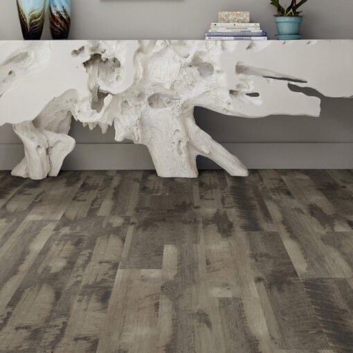 Neutral Oak 00562 Vinyl Flooring Full Room