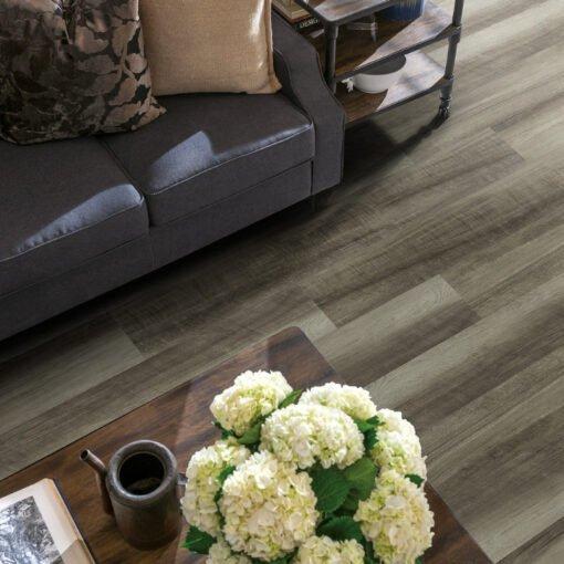 Oyster Oak 00591 Vinyl Flooring Full Room