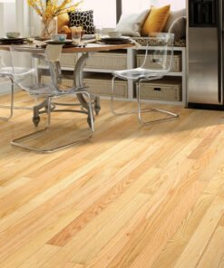 Red Oak Natural 00700 Hardwood Full Room - Shaw Bellingham