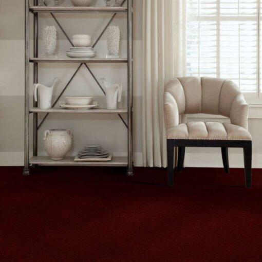 Red Wine 00801 Carpet Full Room - Shaw Metro Court 12'