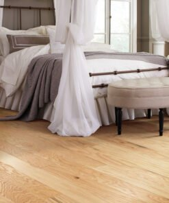 Rustic Natural 00135 Hardwood Full Room - Shaw Albright Oak
