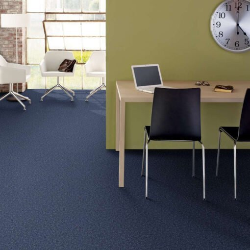 Steel 00544 Carpet Full Room - Shaw Metro Court 12'