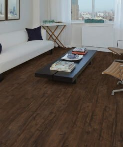 Umber Oak 00734 Vinyl Flooring Full Room