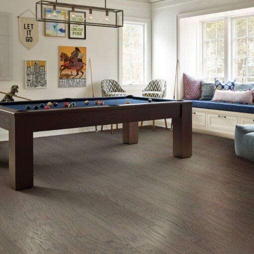 Weathered 00543 Hardwood Full Room - Shaw Albright Oak