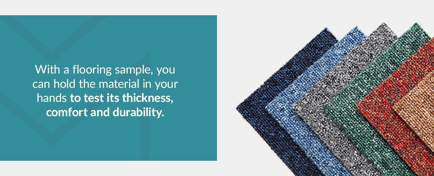 Take Flooring Samples Home