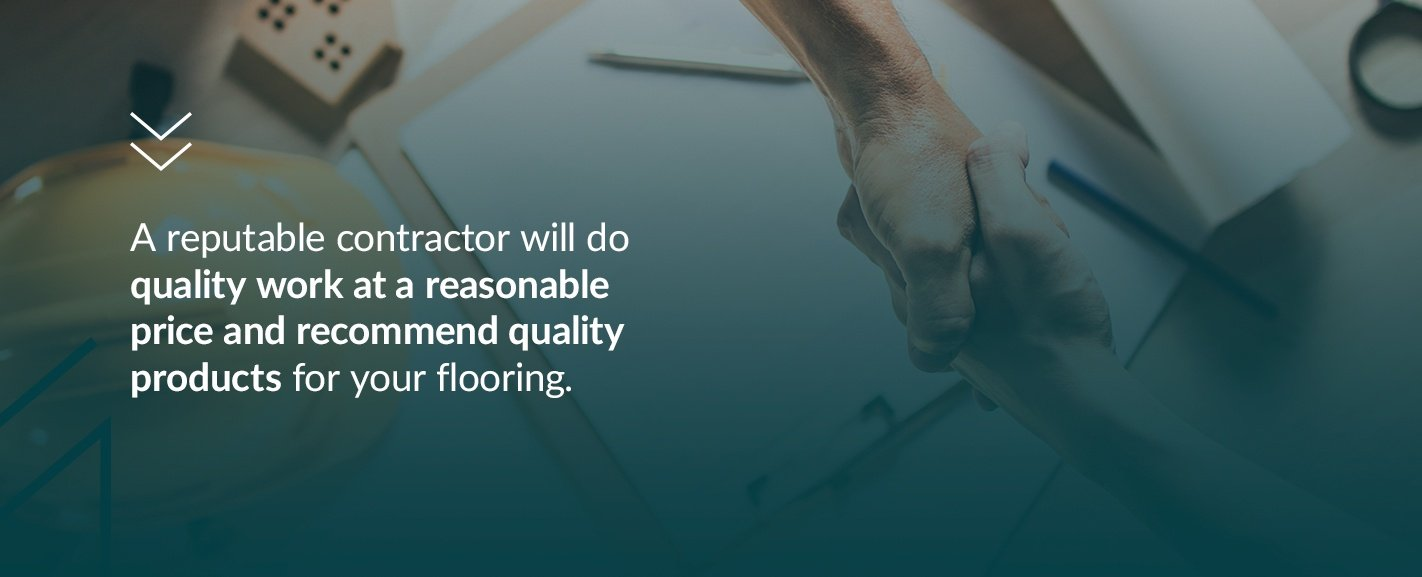 Find the Right Contractor