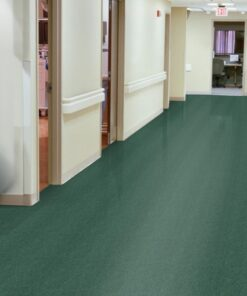 Basil Green 51947 Full Room - Standard Excelon - Armstrong Flooring