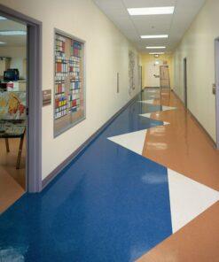 Blue Cloud 51933 Full Room - Standard Excelon - Armstrong Flooring