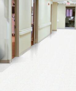 Carnival White 52500 Full Room - Standard Excelon - Armstrong Flooring