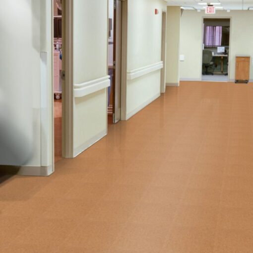 Curried Caramel 51942 Full Room - Standard Excelon - Armstrong Flooring