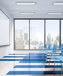 Go Blue 57531 Full Room - Standard Excelon - Armstrong Flooring
