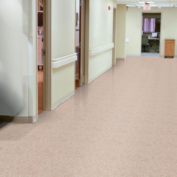 Hazelnut 51905 Full Room - Standard Excelon - Armstrong Flooring