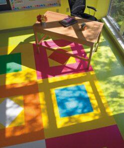 Lemon Lick 57509 Full Room - Standard Excelon - Armstrong Flooring