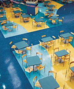 Lemon Yellow 51812 Full Room - Standard Excelon - Armstrong Flooring