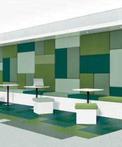 Lime Zest 57546 Full Room - Standard Excelon - Armstrong Flooring