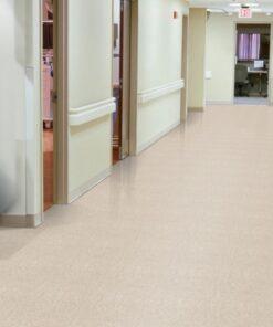 Pebble Tan 51928 Full Room - Standard Excelon - Armstrong Flooring