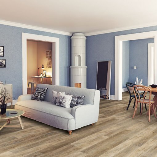 Pollux (#303) Full Room - Sar Vinyl Floors - Titan Collection