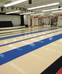 Serene Blue 51882 Full Room - Standard Excelon - Armstrong Flooring