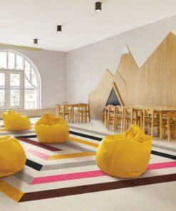 Shocking 57514 Full Room - Standard Excelon - Armstrong Flooring