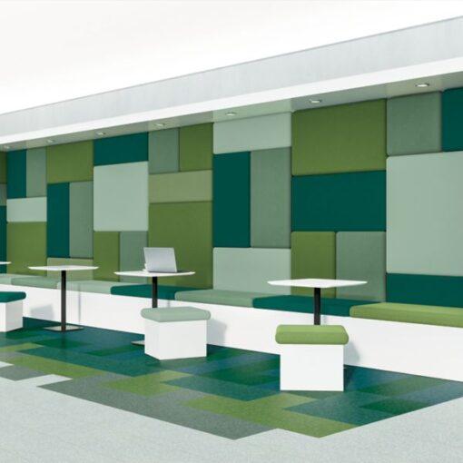 Shoreline 57539 Full Room - Standard Excelon - Armstrong Flooring