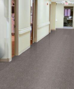 Smokey Brown 51868 Full Room - Standard Excelon - Armstrong Flooring