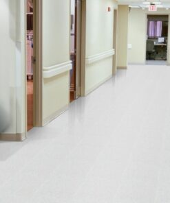 Soft Cool Gray 51860 Full Room - Standard Excelon - Armstrong Flooring