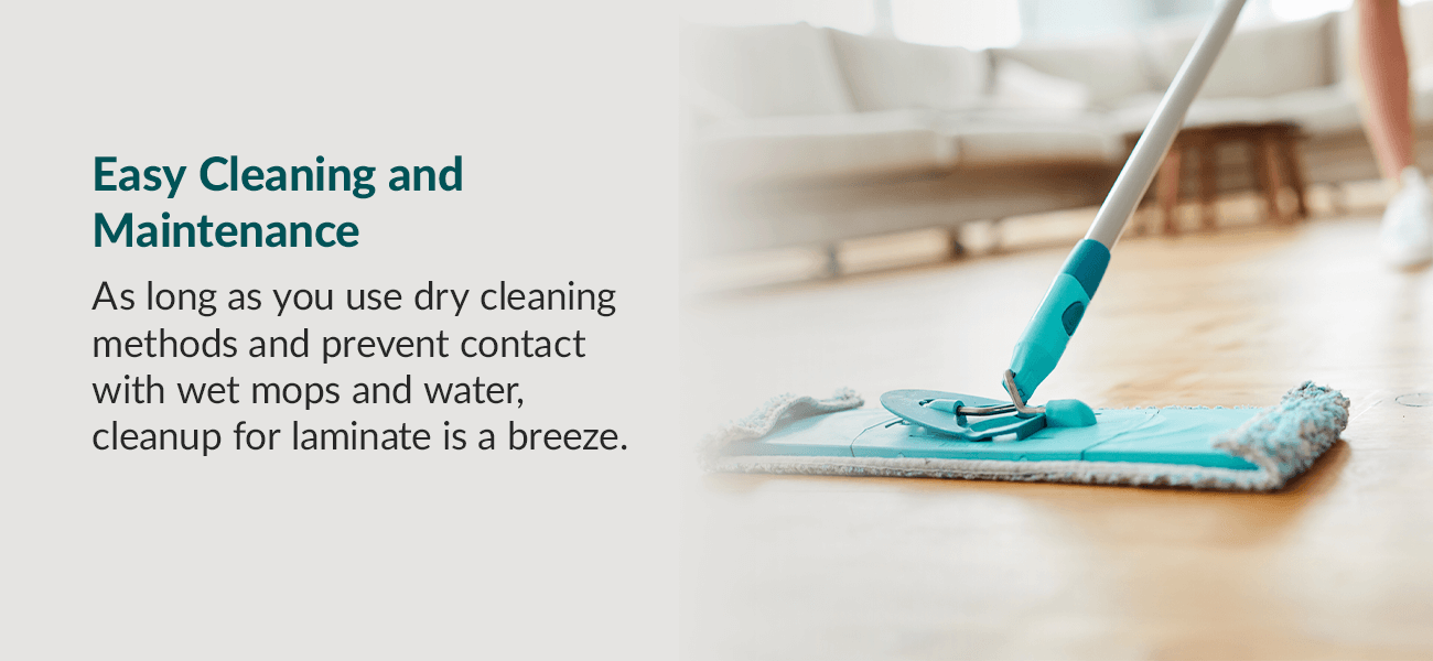 Easy Cleaning and Maintenance