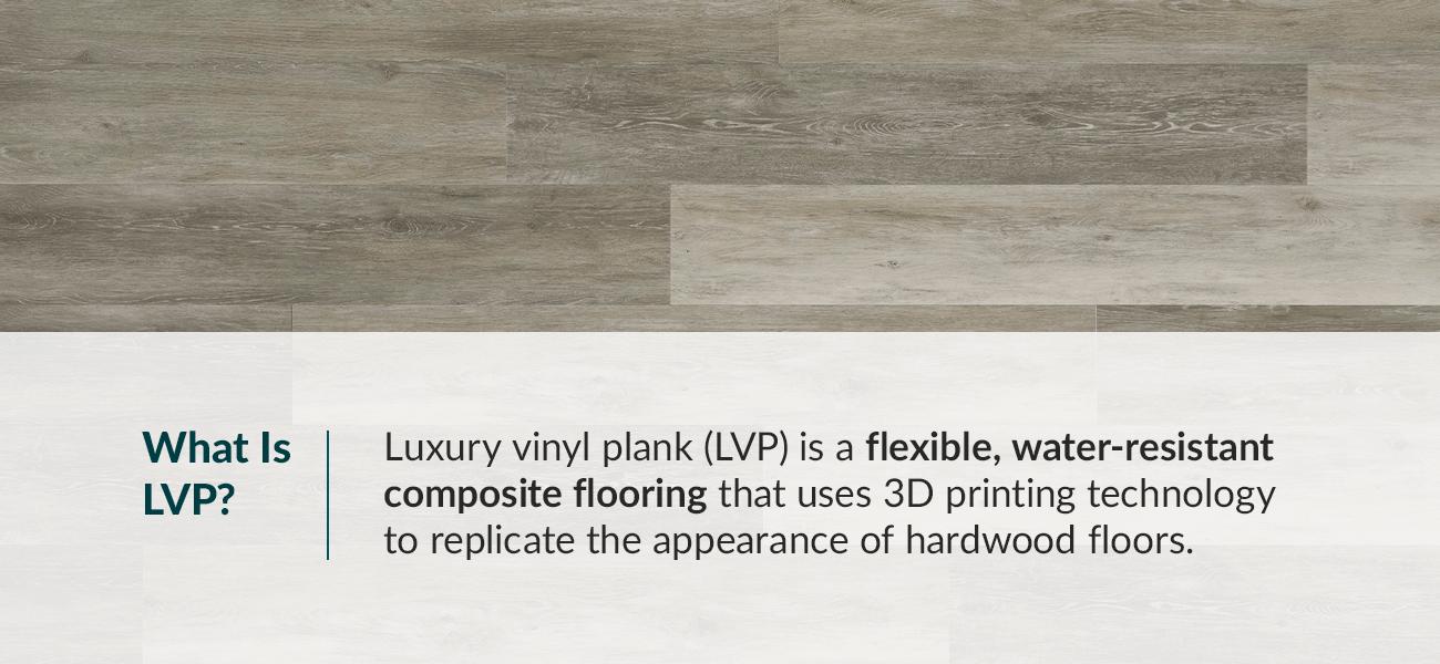What is LVP Flooring